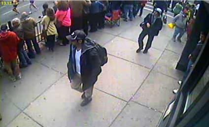 FBI Releases Photos of Boston Marathon Bombing Suspects