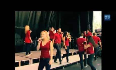 Glee Cast Performance