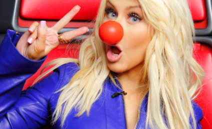 Celebrities Rock Red Noses, Aim to End Poverty