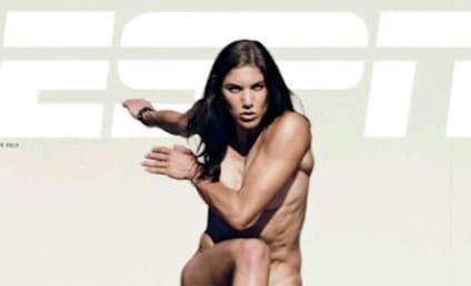 Hope Solo: Nude For ESPN Magazine!