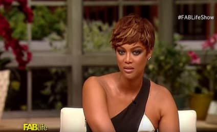 Tyra Banks Quits FABLife!!!!!!!!