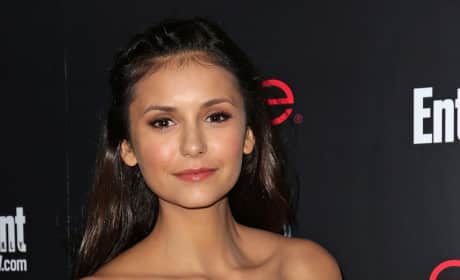 Nina Dobrev and Derek Hough: Dating?