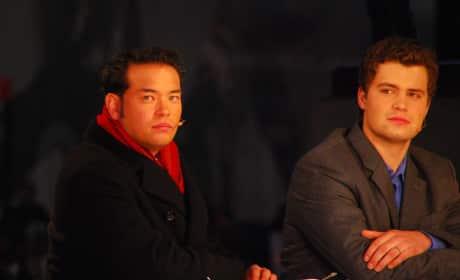 Levi Johnston And Jon Gosselin Photo