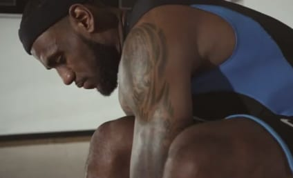 LeBron James Stars in New Nike Plus Ad