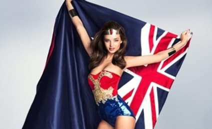 Miranda Kerr: Hottest Wonder Woman Ever?
