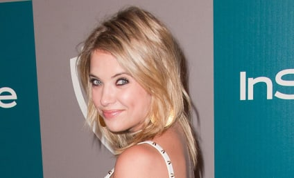 Ashley Benson Covets Fifty Shades of Grey Role