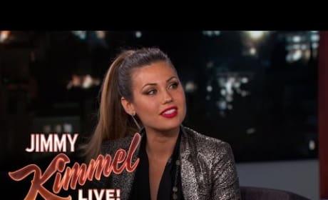 Britt Nilsson on Jimmy Kimmel Live