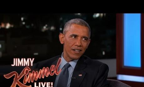 Obama Speaks on Kanye