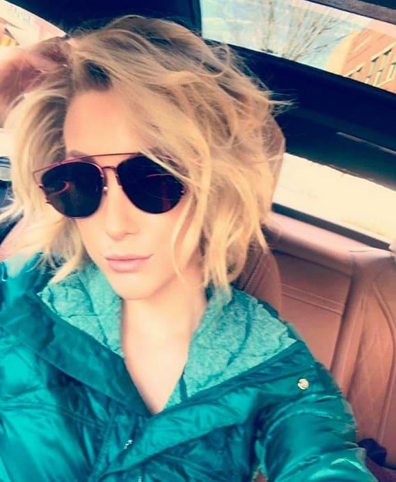 Savannah Chrisley, Turquoise Top