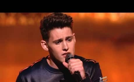 Ryan Sill - Open Arms (The Voice Top 8)