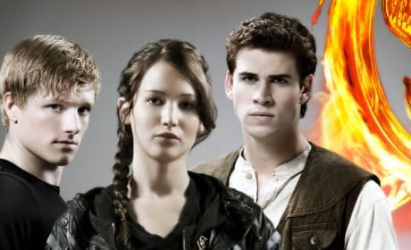 Hunger Games Stars