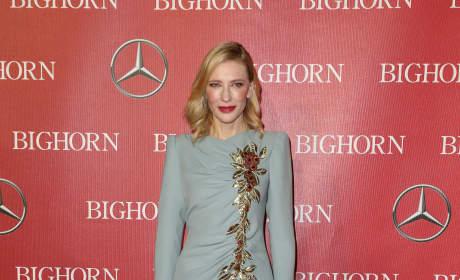 Cate Blanchett: 27th Annual Palm Springs International Film Festival Awards Gala