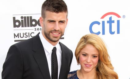 Shakira: Pregnant with Baby #2!