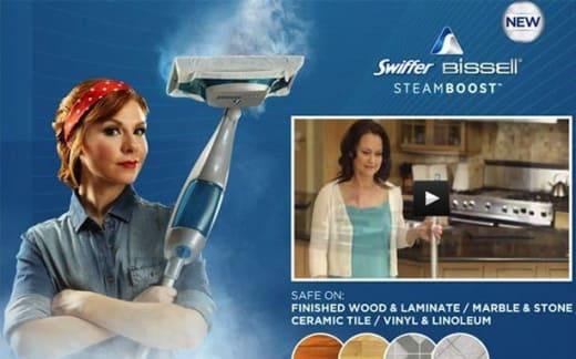 Swiffer Ad
