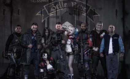 Suicide Squad Cast Photo: Unveiled! Unrecognizable!