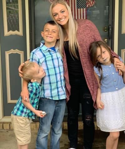 Mackenzie at Easter