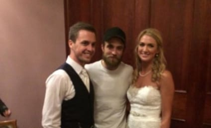 Robert Pattinson Crashes Wedding in Ireland: See the Pics!