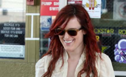 Rumer Willis Involved in Maryland Police Raid