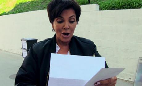 Kris Jenner Hits Vibrator Jackpot!