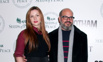 Amber Tamblyn and David Cross: Married!
