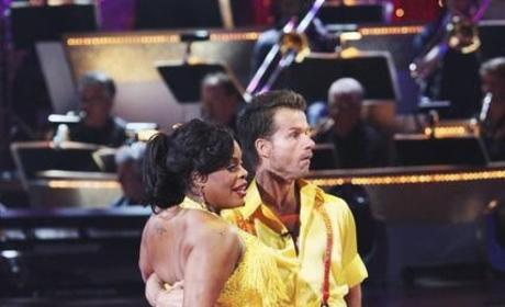 Niecy Nash on DWTS