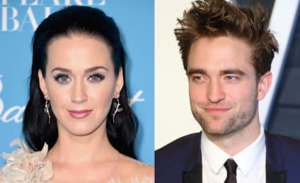 Robert Pattinson & FKA Twigs Split; Katy Perry to the Rescue!