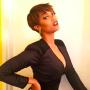 Tyra Banks Pixie Cut