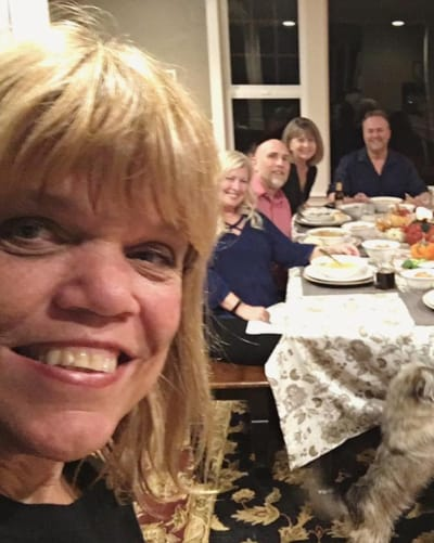 Amy Roloff Says Cheese