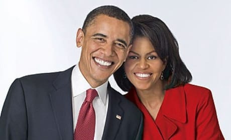 Barack and Michelle Pic
