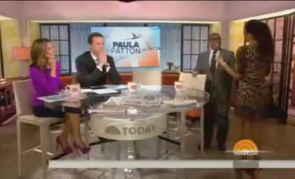 """Paula Patton """"Backs It Up"""" on Al Roker, Defends Miley Cyrus Routine as """"Great"""""""