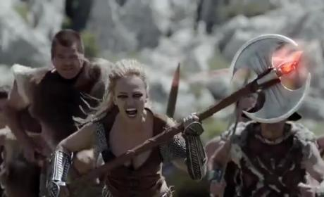 Mariah Carey Replaces Kate Upton in Game of War Ads, Somehow Isn't Terrible