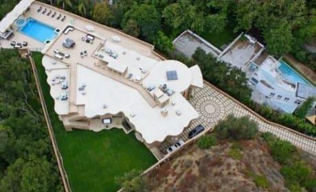 Rihanna's New Mansion