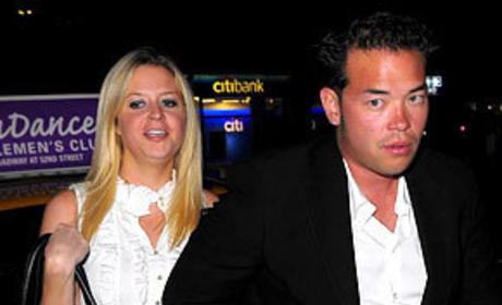 Jon Gosselin and Kate Major