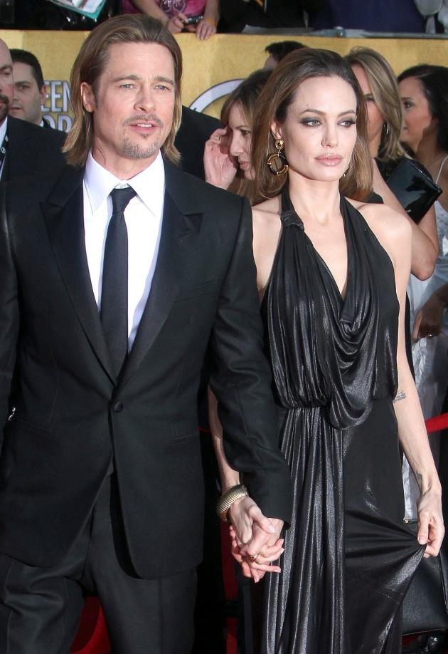 Brad and Angie