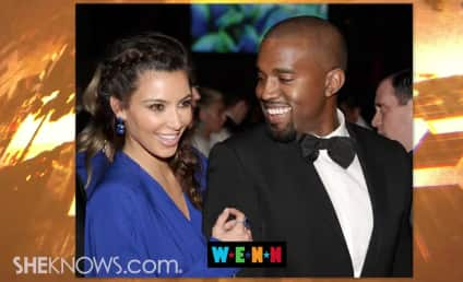 Kim Kardashian and Kanye West: Wedding Location Hunting in Paris!