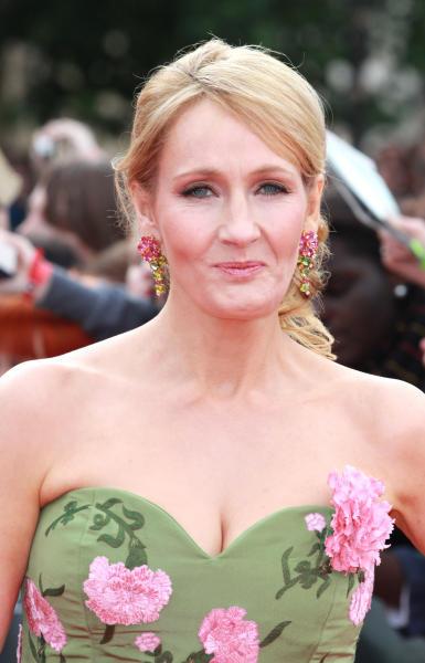 J.K. Rowling Pic