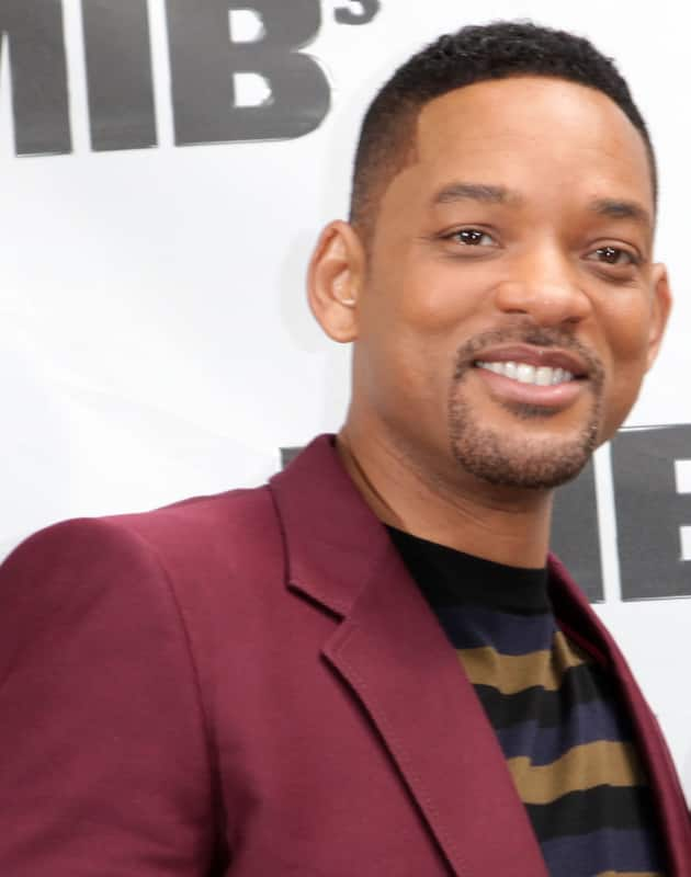 Will Smith in Beverly Hills