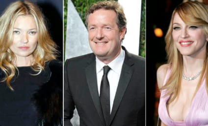 "Piers Morgan TRASHES Kate Moss as ""Utterly Horrible, Vile Creature,"" Madonna as ""Grotesque Con Artist"""