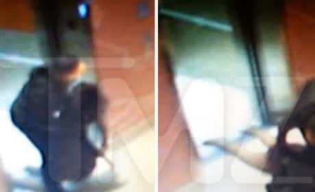 Ray Rice Drags Unconscious Fiance