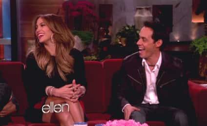 Marc Anthony Files For Divorce From Jennifer Lopez