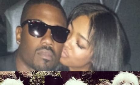 Ray J, Princess Love, Dogs