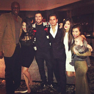Christmas at the Kardashians