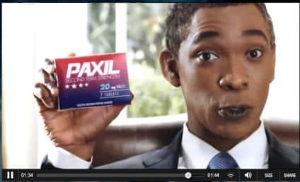 SNL Paxil Skit: Anti-Depressant For Obama Second Term Prescribed