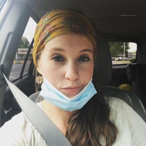 Jill Duggar Battles the Coronavirus