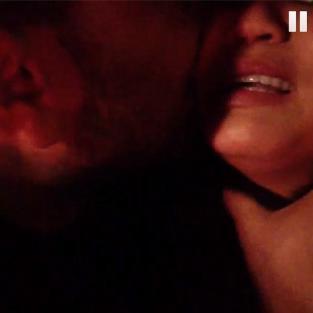 Chrissy Teigen Choking