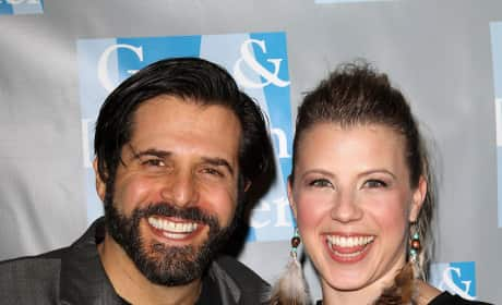 Jodie Sweetin and Morty Coyle Photo
