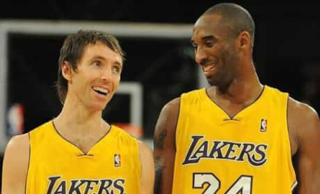 With Steve Nash, are the Lakers the NBA title favorties?