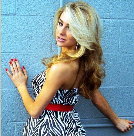 Courtney Stodden Facebook Pic