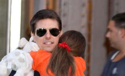 Tom Cruise: Blindsided, Not Bitter, Over Katie Holmes Divorce
