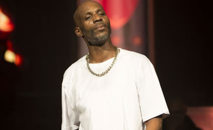 DMX Accused of Robbing Dude at a Gas Station